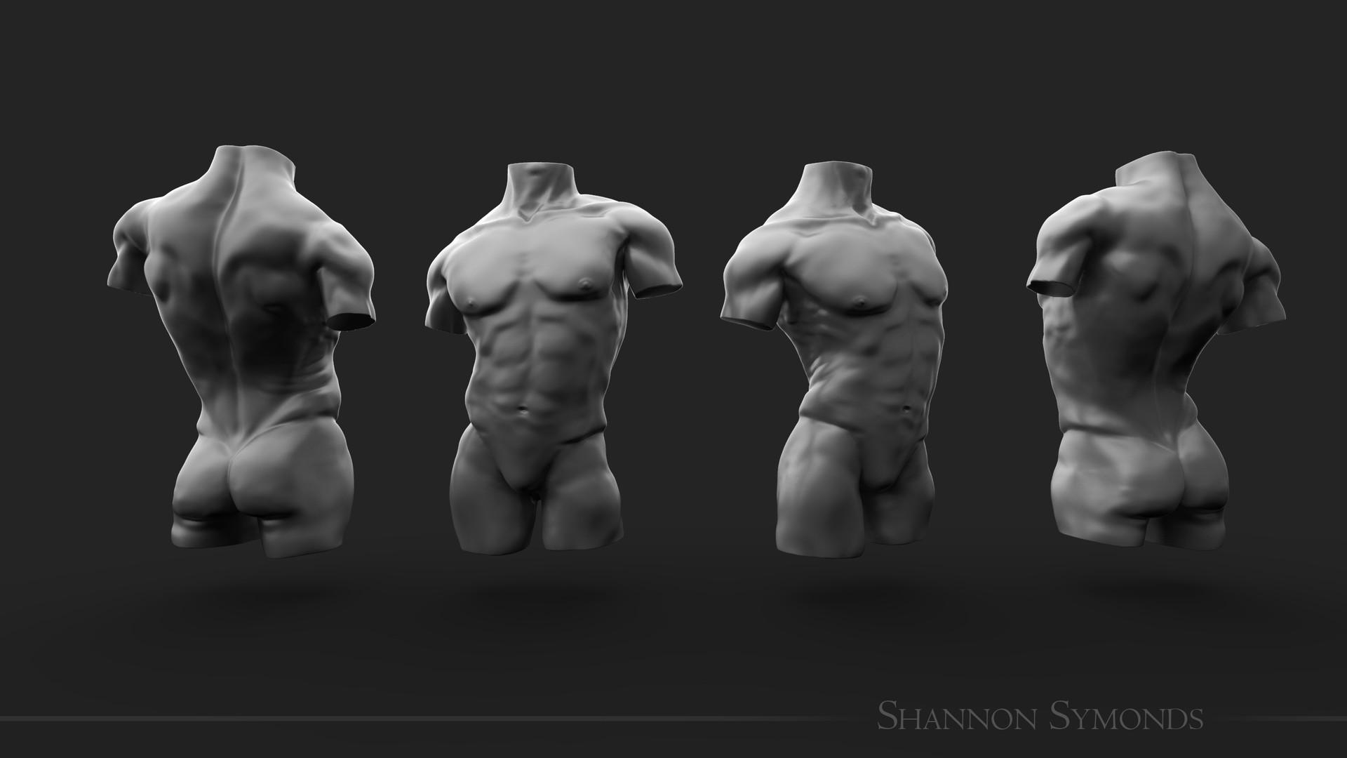 Shannon symonds male torso twist 75