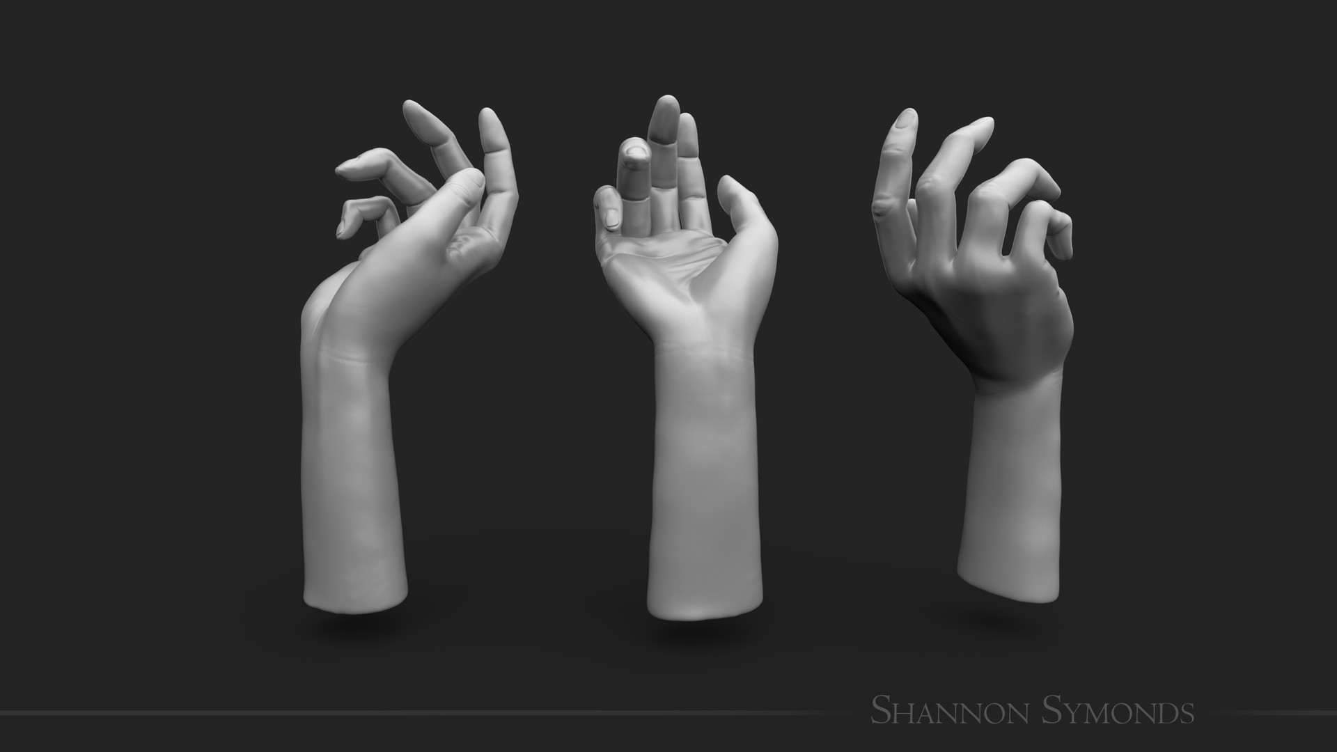 Shannon symonds relaxed hand