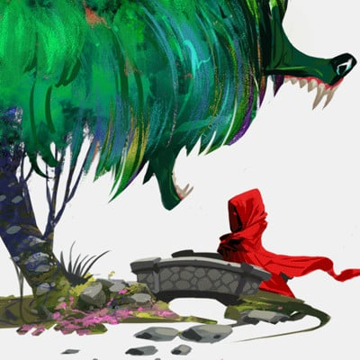 Heri irawan lil red animation 01