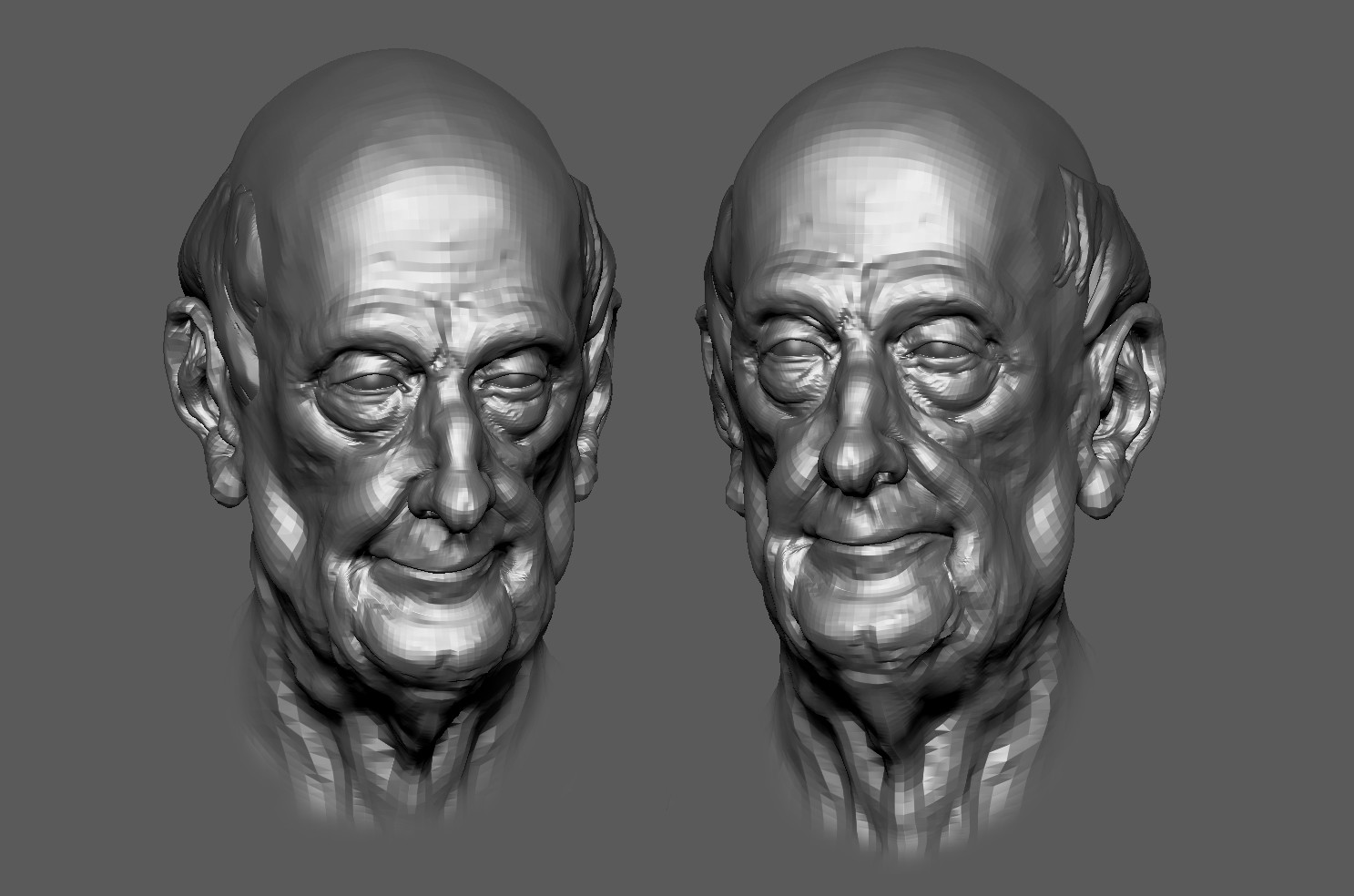 Speed sculpt