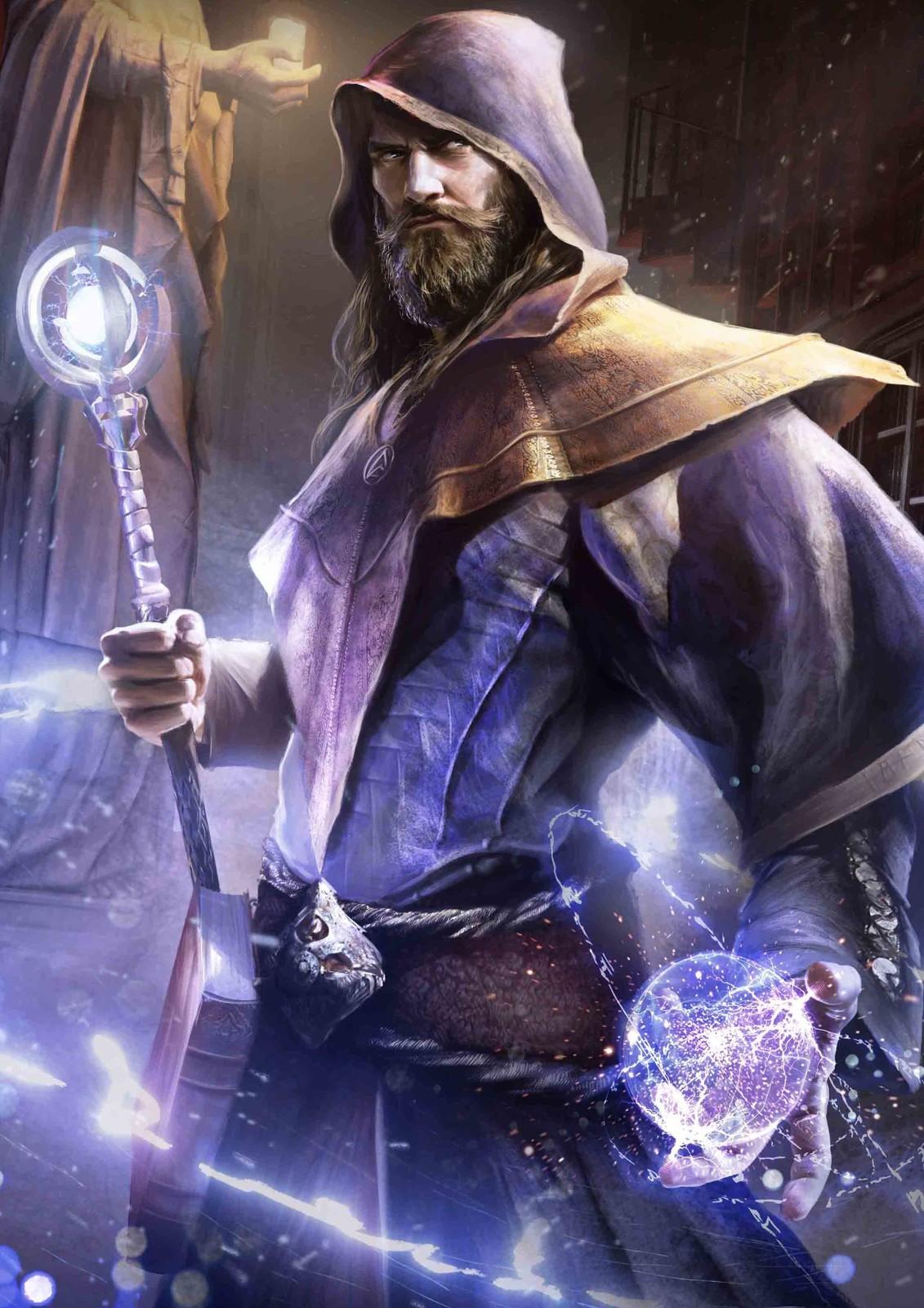 Avelum, the Wizard