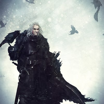 Mike hallstein bloodraven beyond the wall