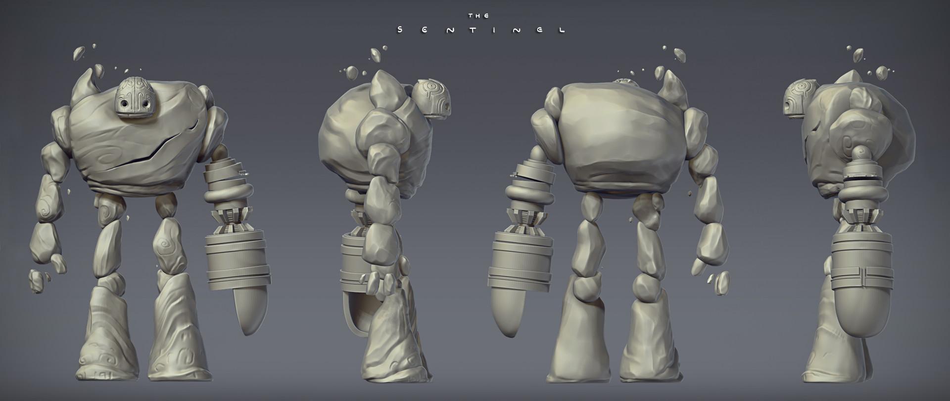 Tyler bolyard sentinelsculpt
