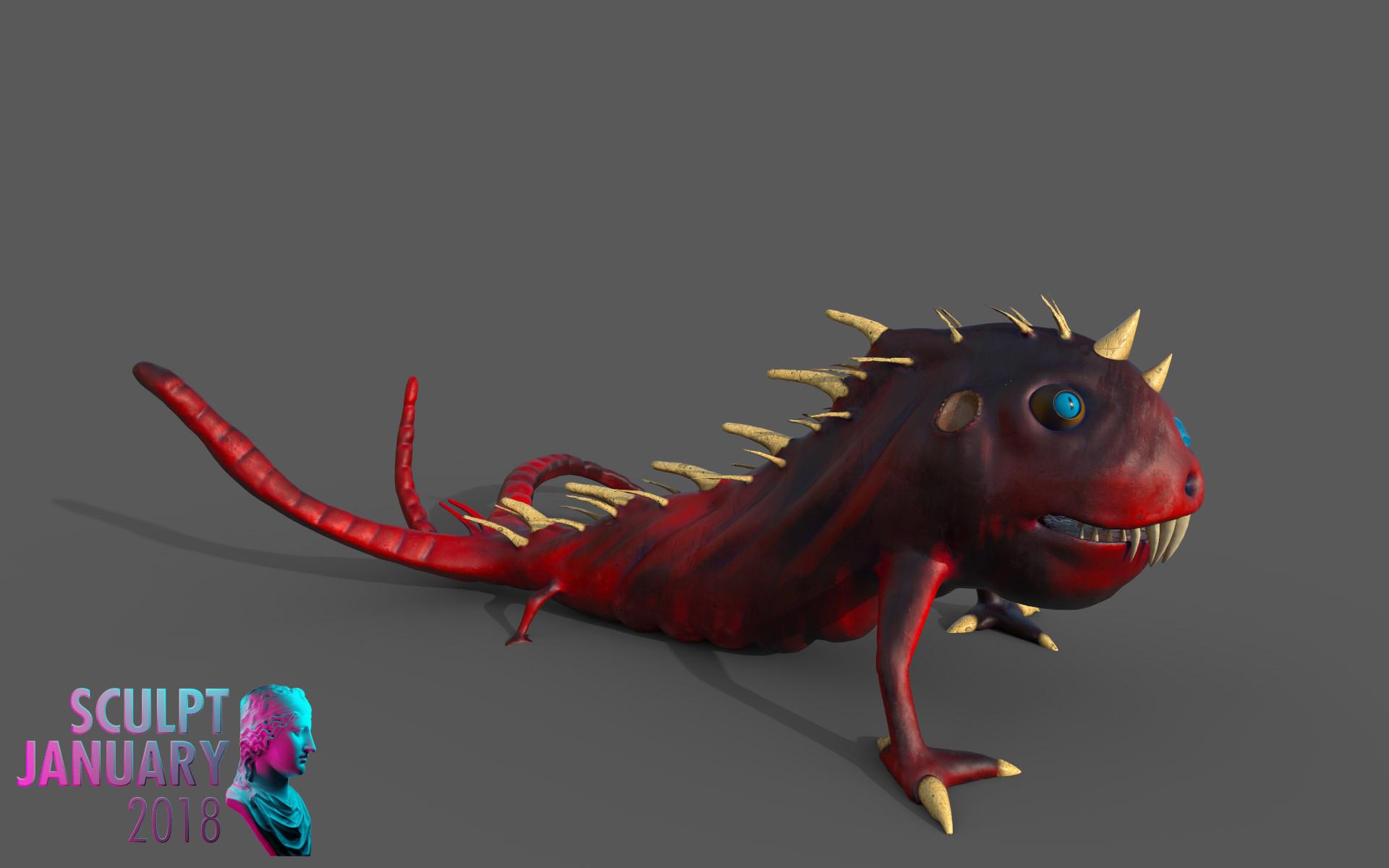 Matej chalachan dragon3
