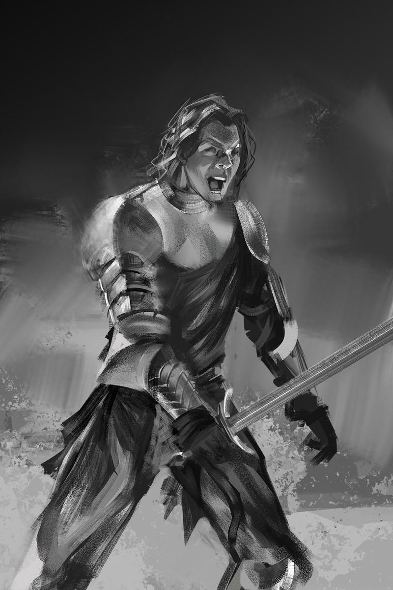 Wojtek depczynski knight15