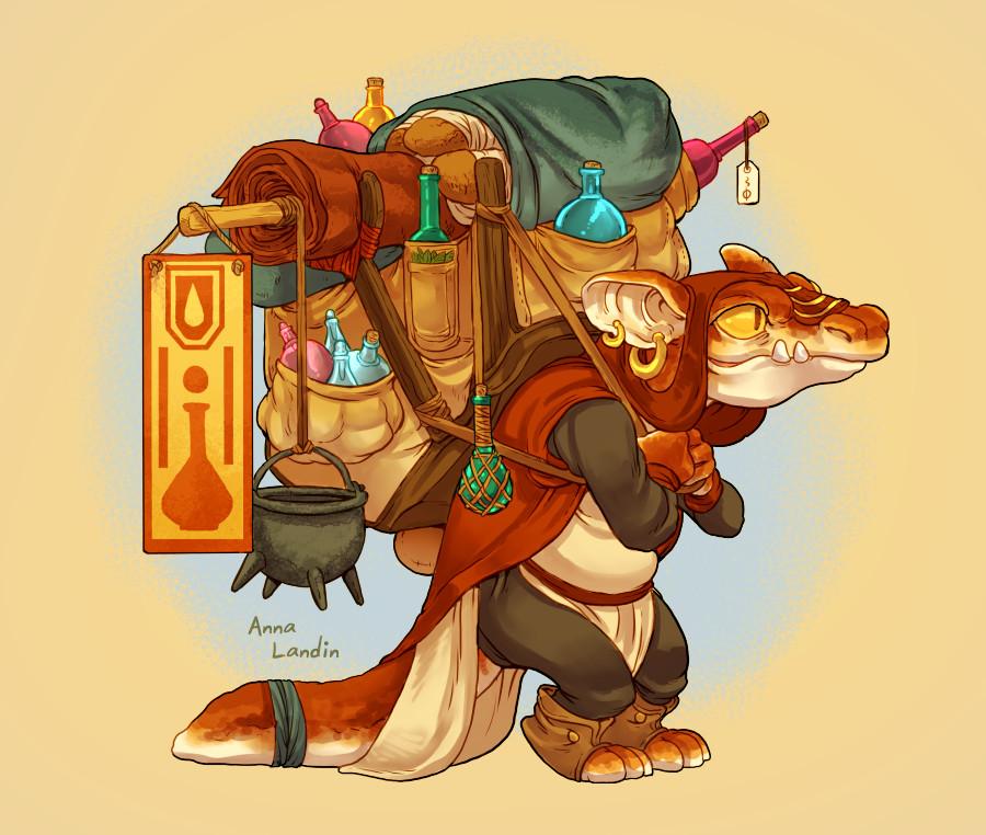 potions goblin