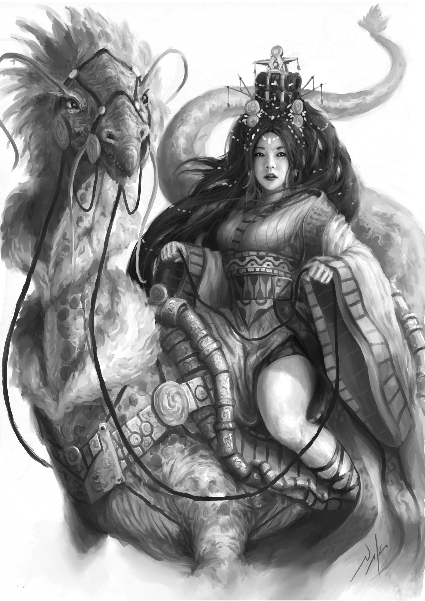 Runaway Empress