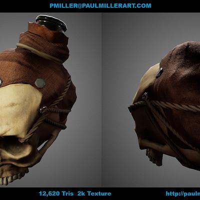 Paul miller skullprop a