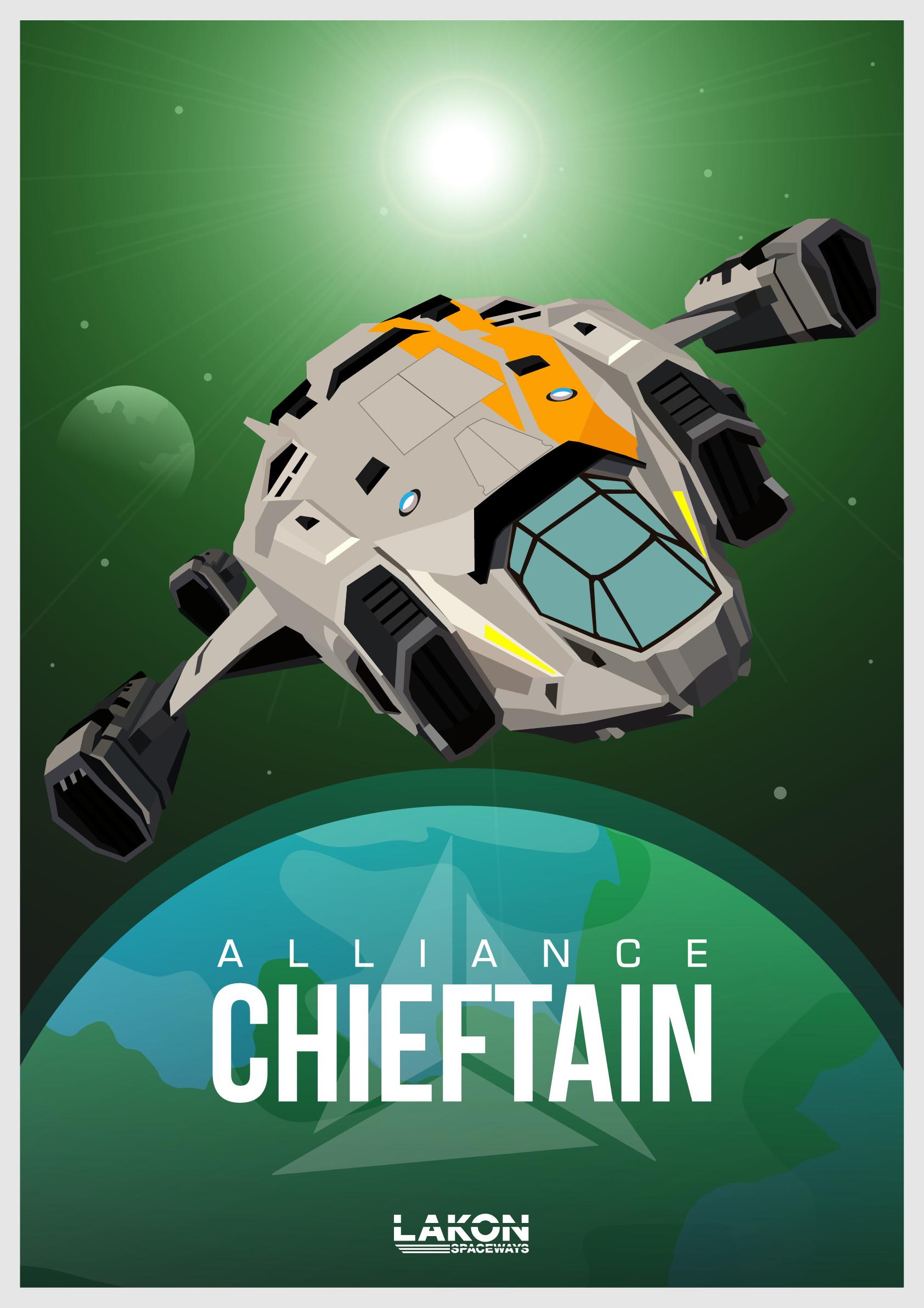 The Alliance Chieftain