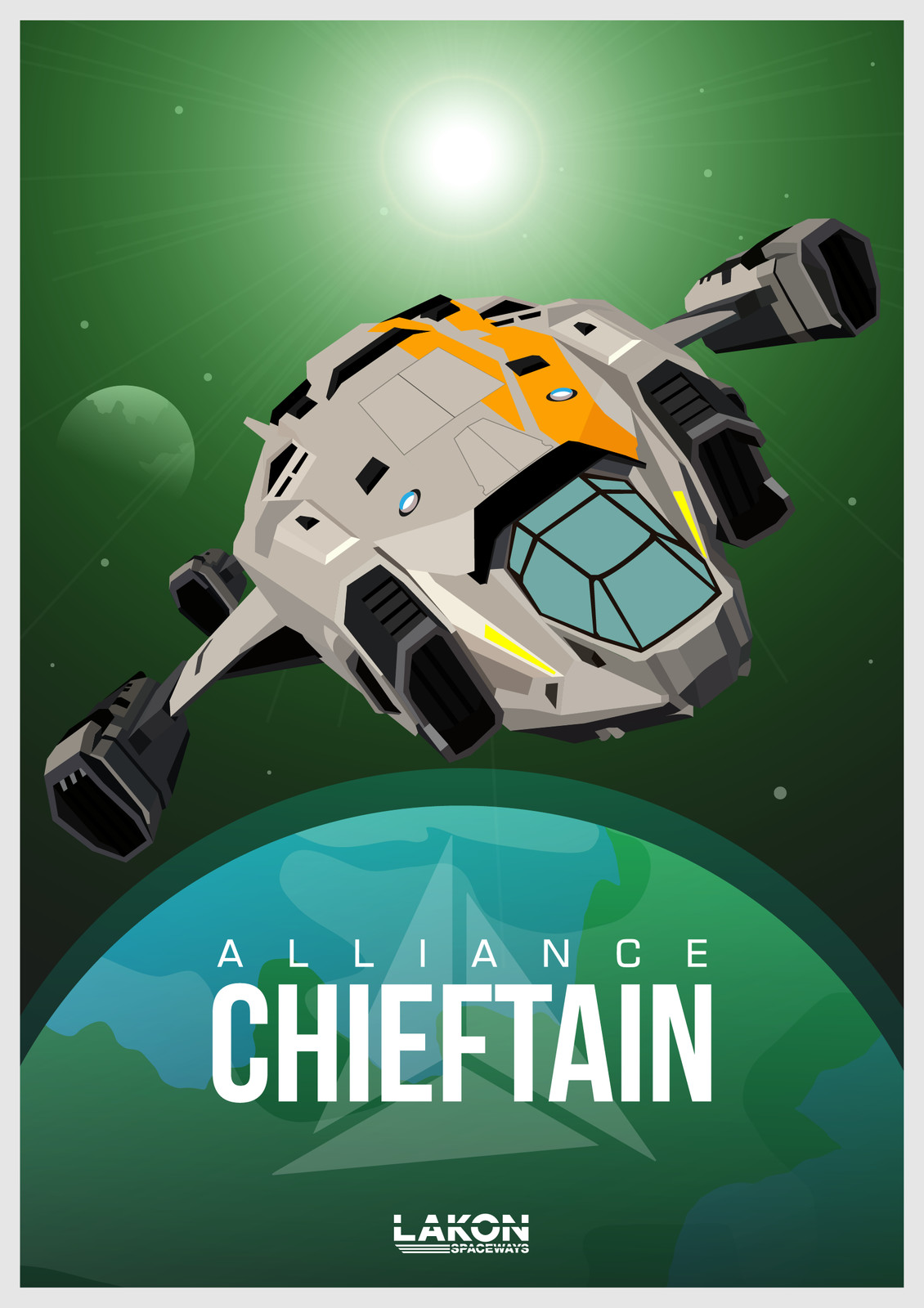 The Alliance Chieftain