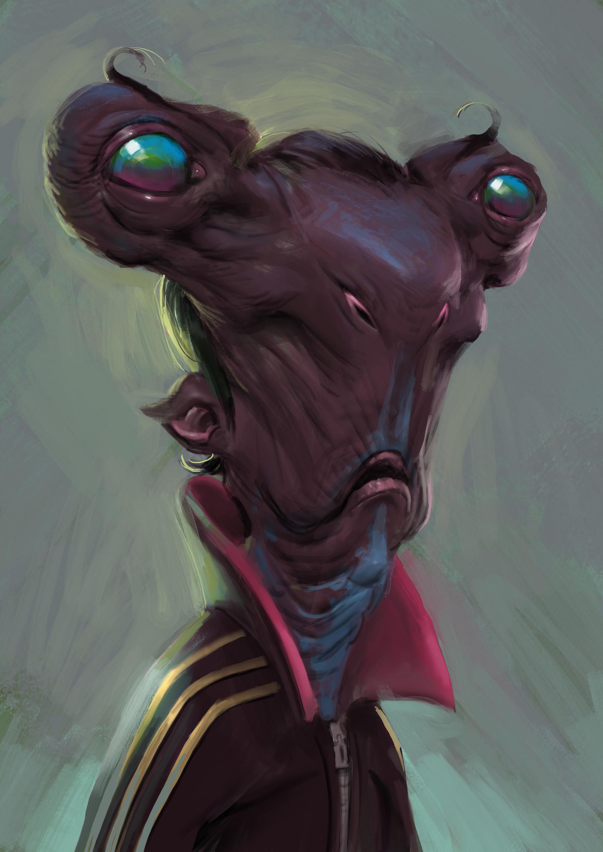 Miro petrov alien