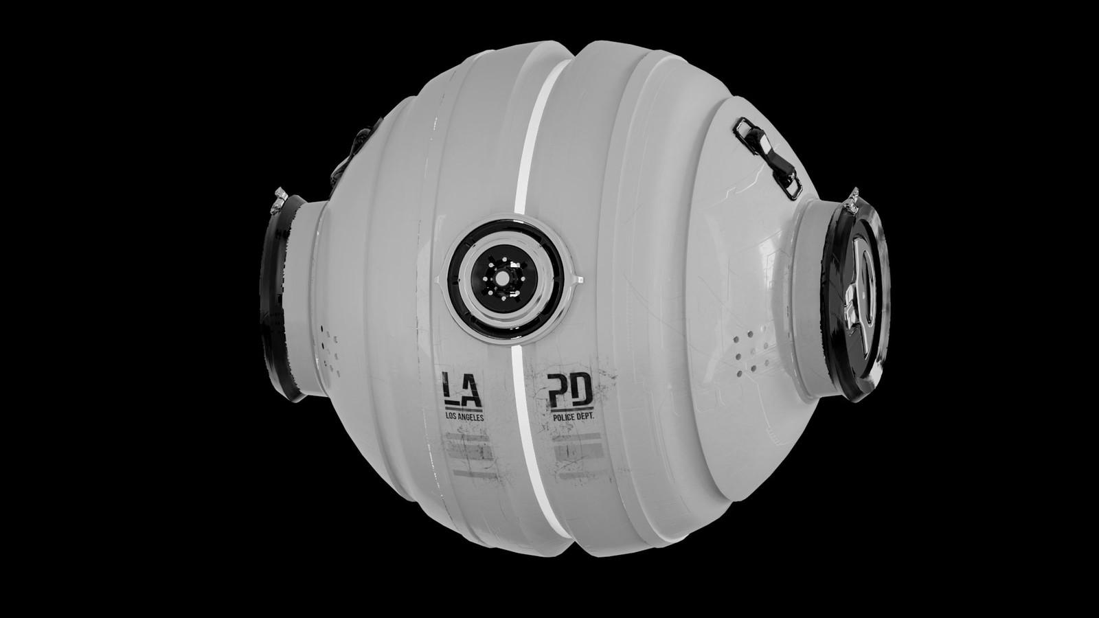 LAPD // DRONE CONCEPT