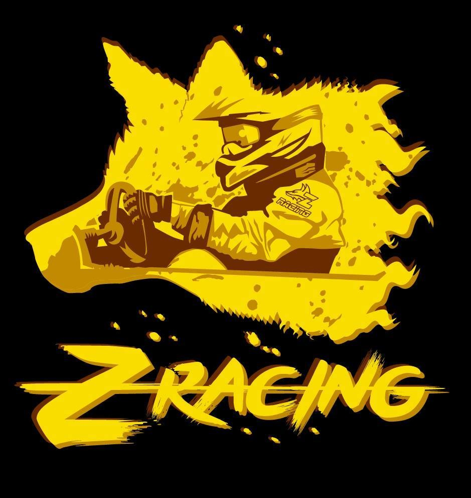 Racing team T-Shirt Design
