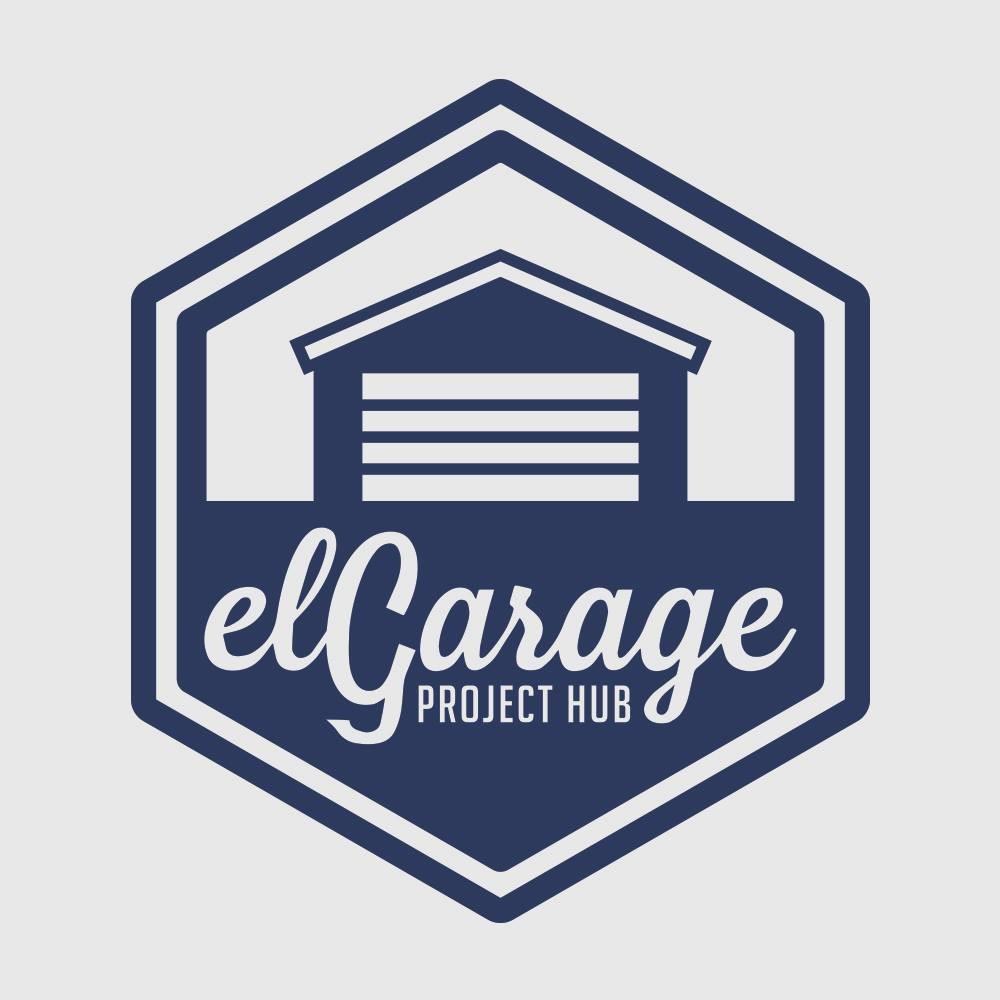 Makerspace logo design