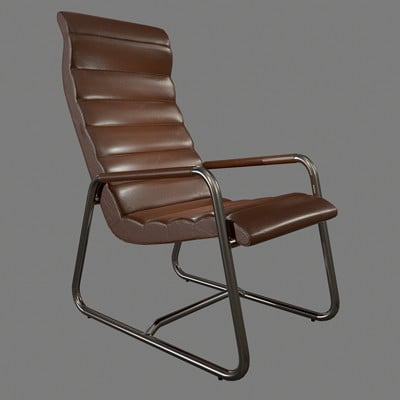 Terreno Vintage Chair