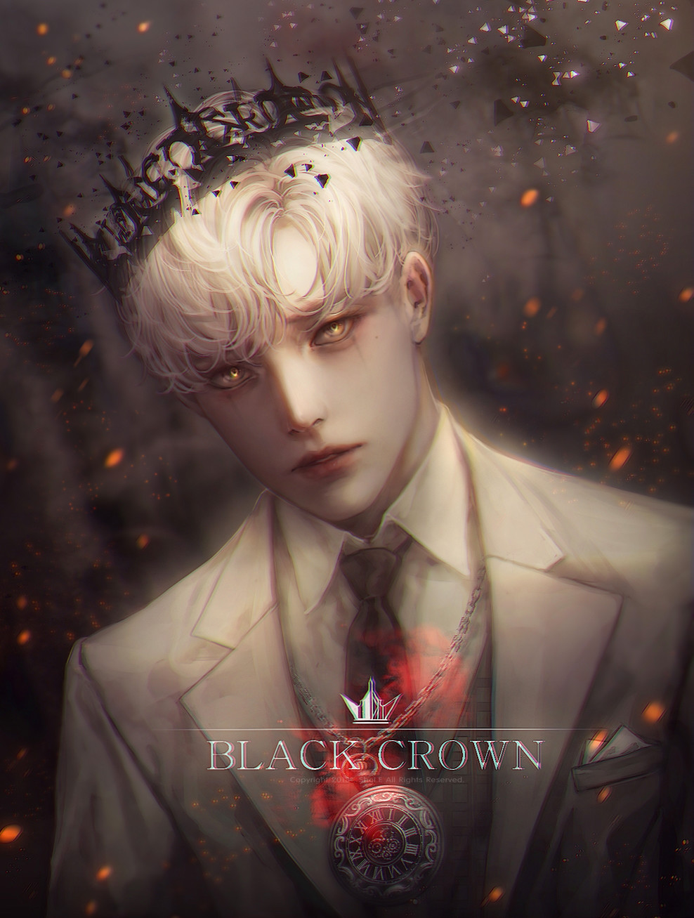 Shal e black crown3