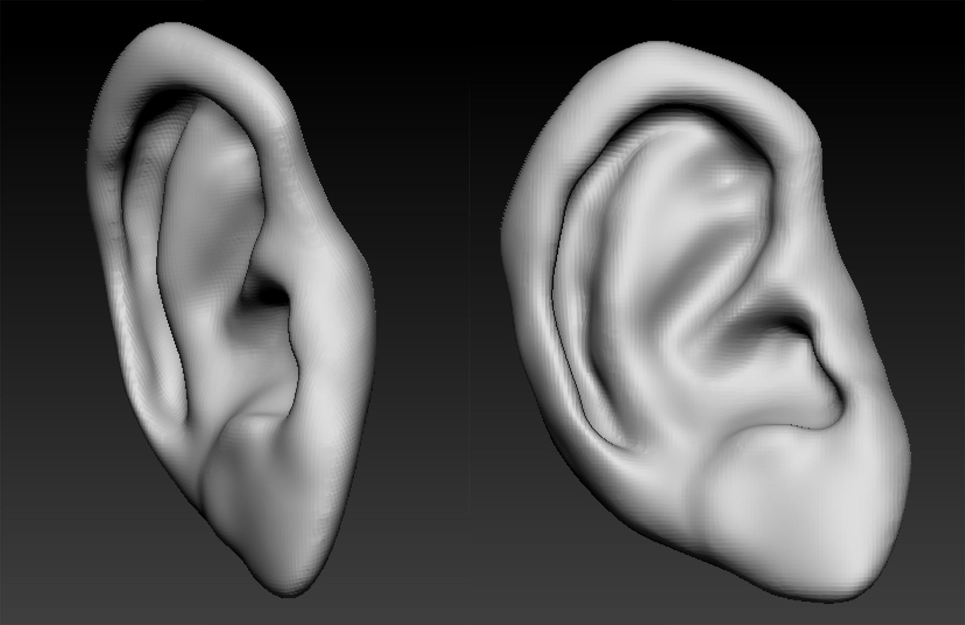 Sheryl zentz ear