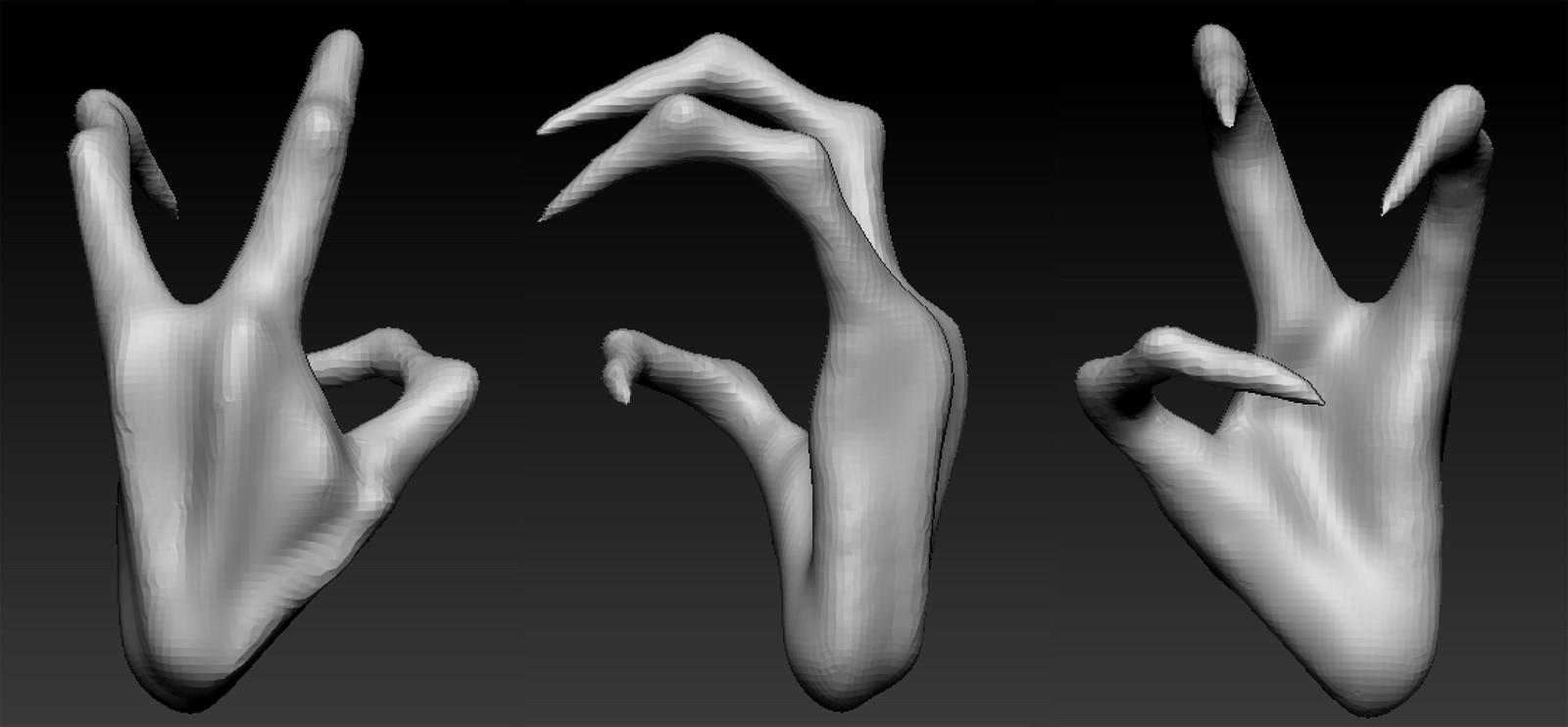Creature Hand