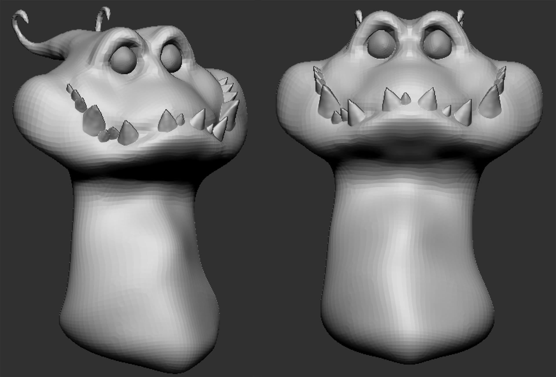 Sheryl zentz monster