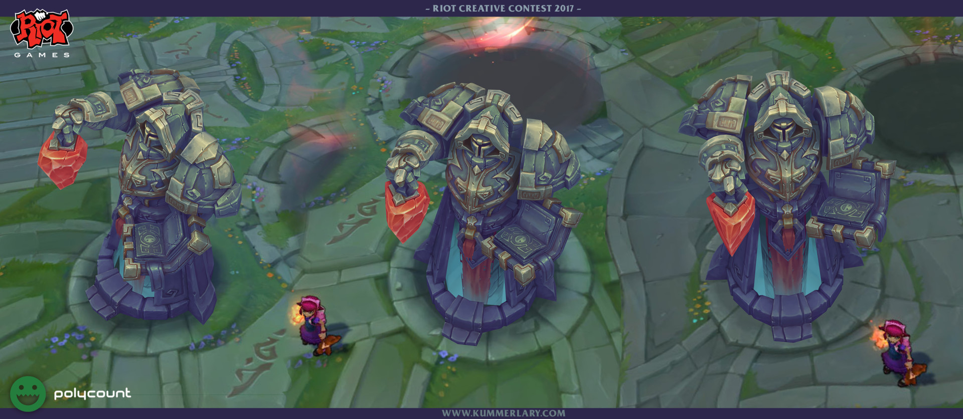 Lary kummer larykummer turret beautyshot 01