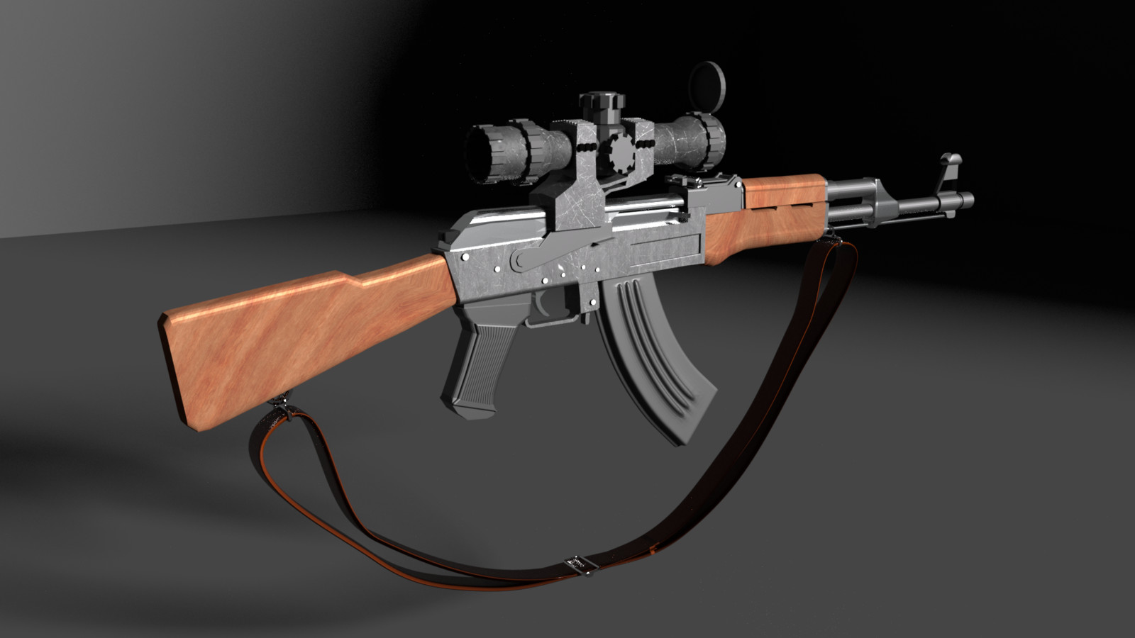 With Wood Stock