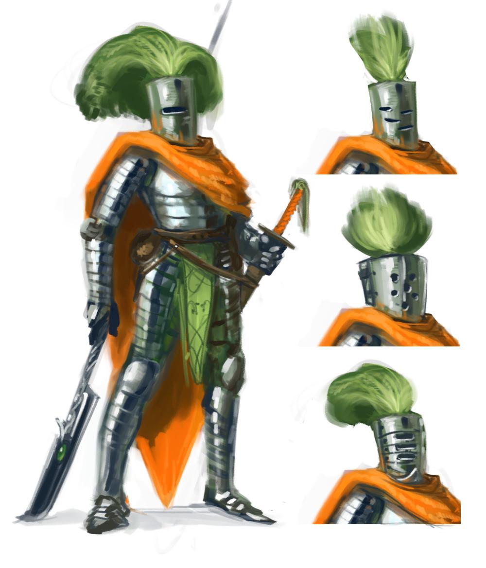 Carlo spagnola sir carrot