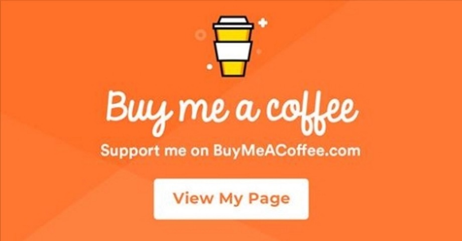 Image result for buy me a coffee logo