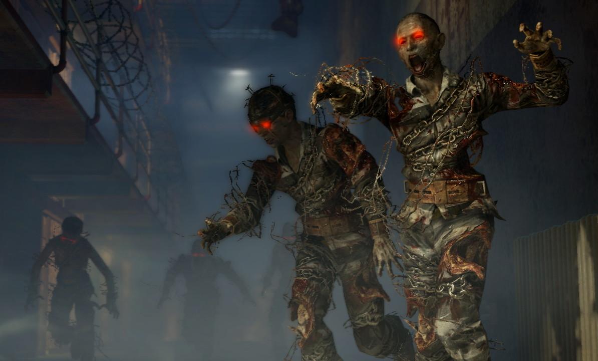 ArtStation - Alcatraz Zombie- Call of Duty: Black Ops 2