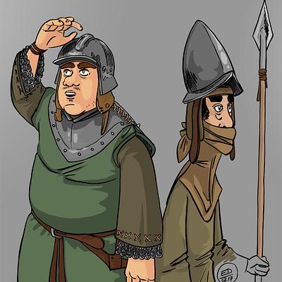 Edouard duhem guards