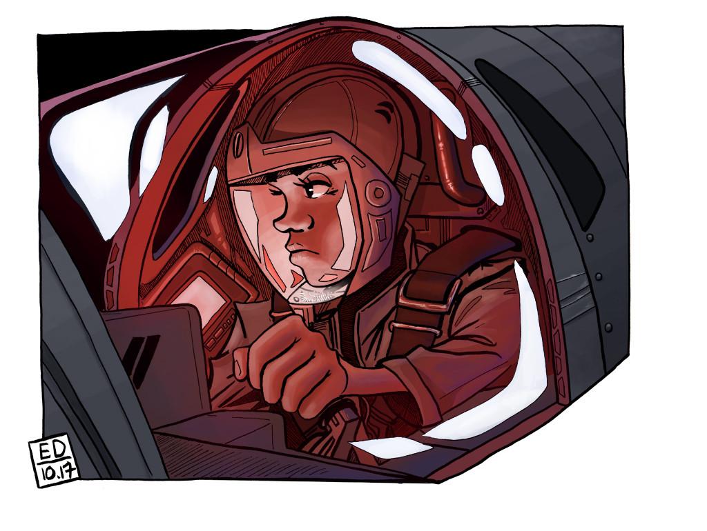 Edouard duhem pilot