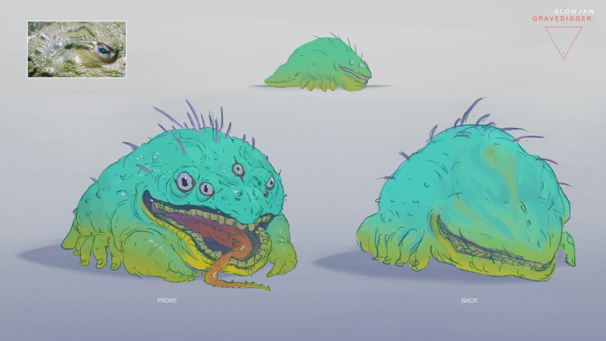 Sam lamont slowfrog