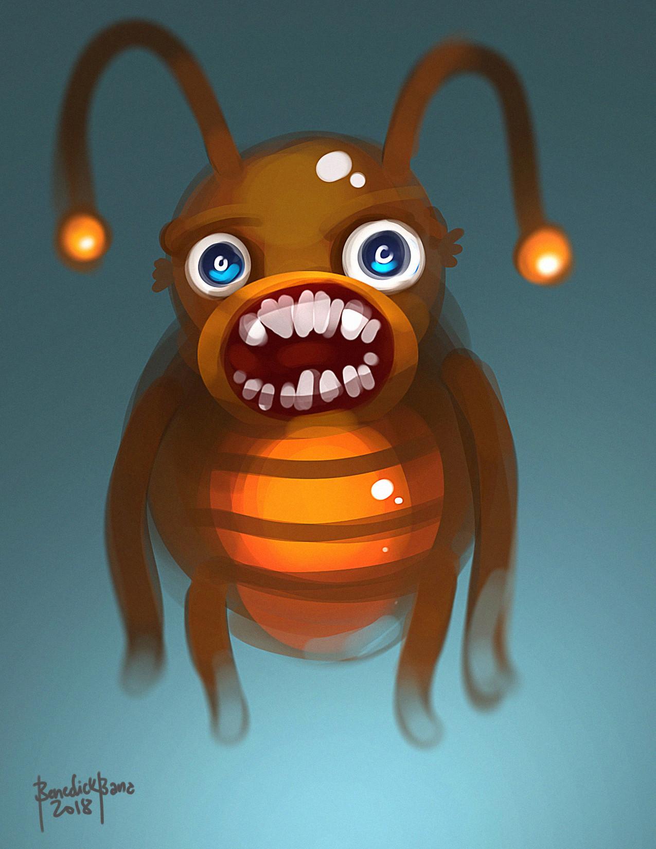 Benedick bana buggy bug2