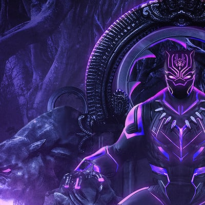 Kode lgx black panther glowzx