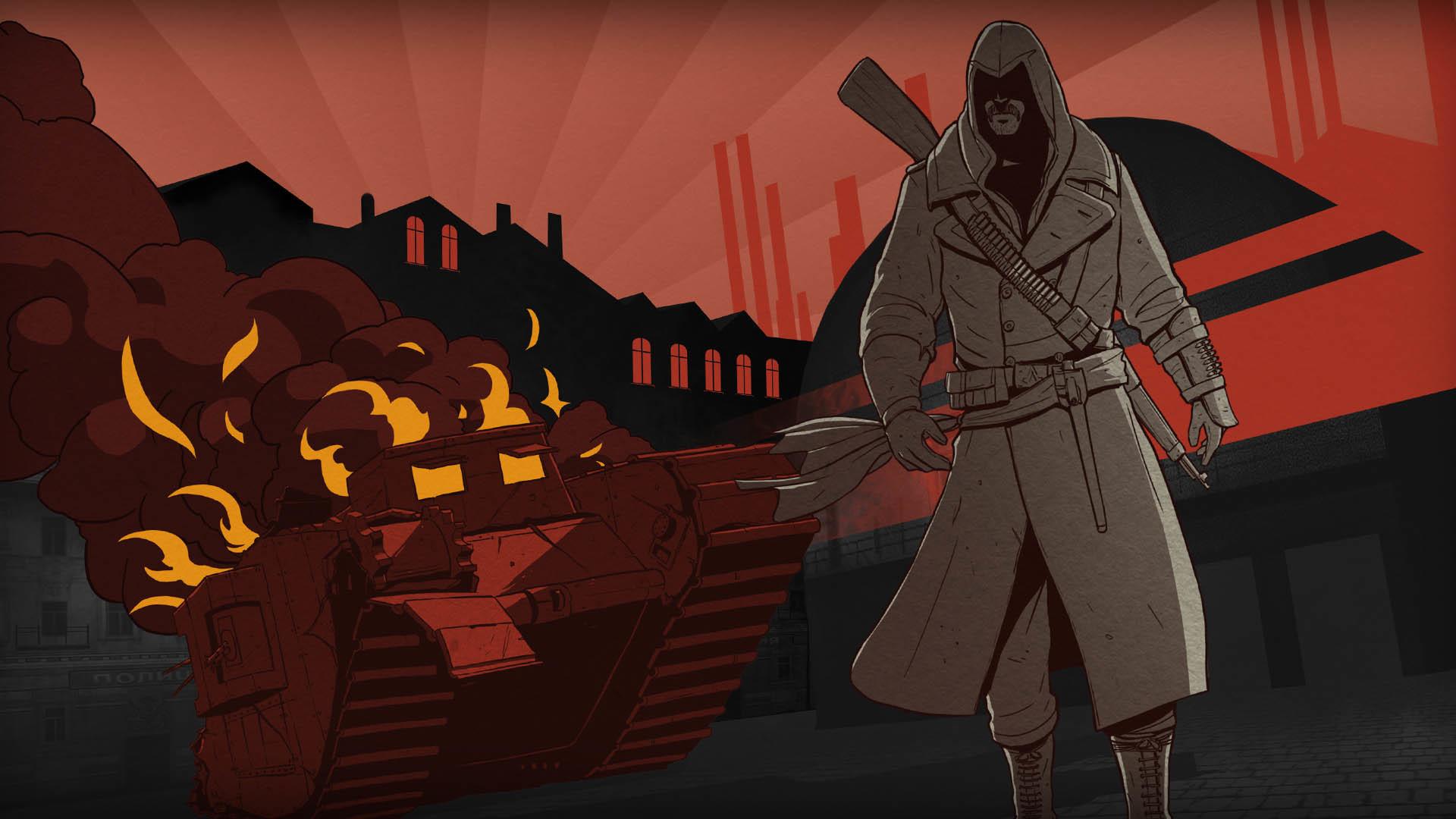 Artstation Assassins Creed Chronicles Russia Ben Blethyn