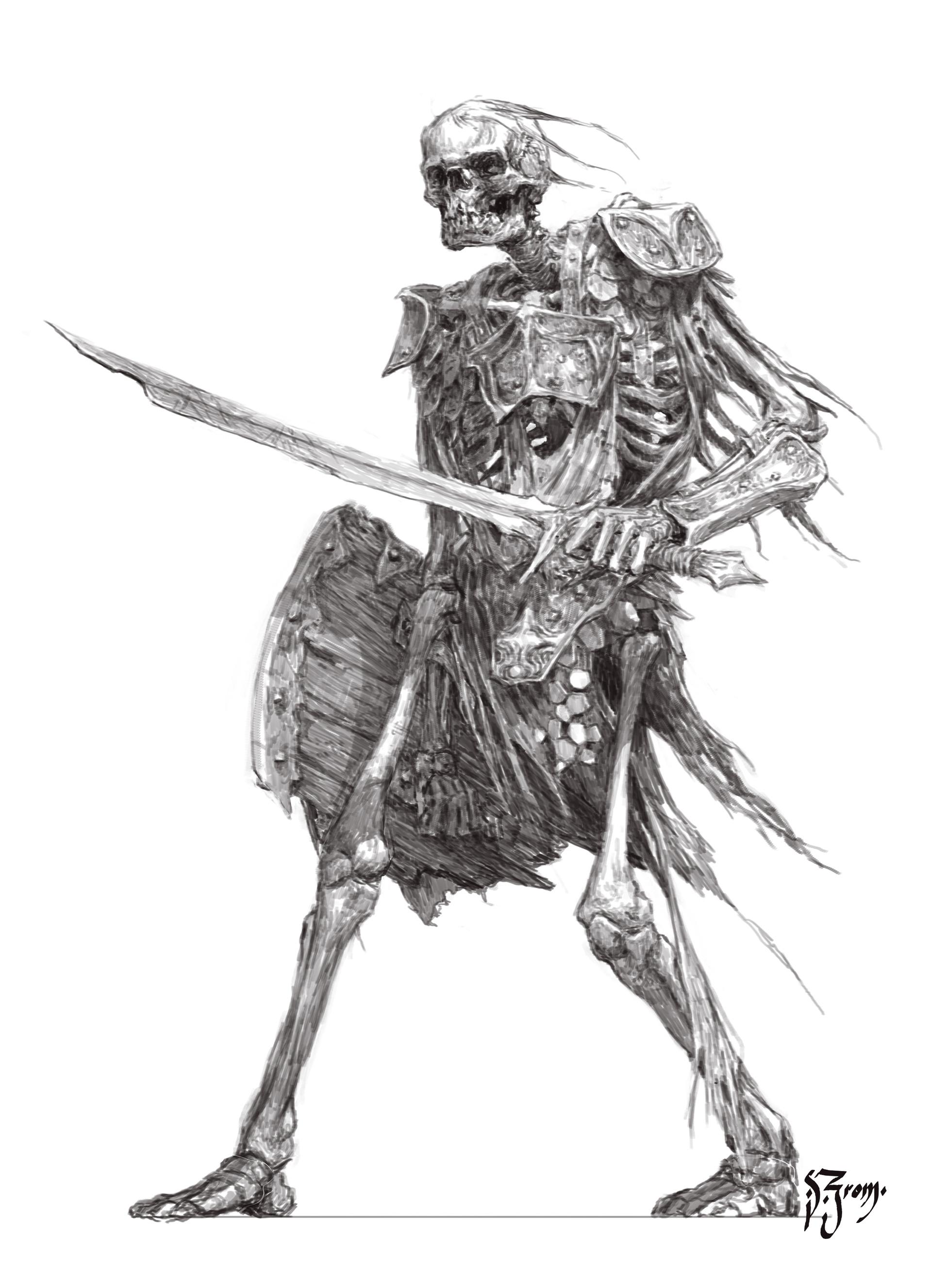 Daniel zrom danielzrom skeletondrawing