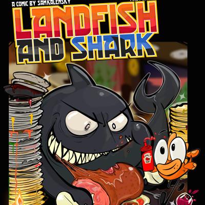 Sam kalensky landfishcover