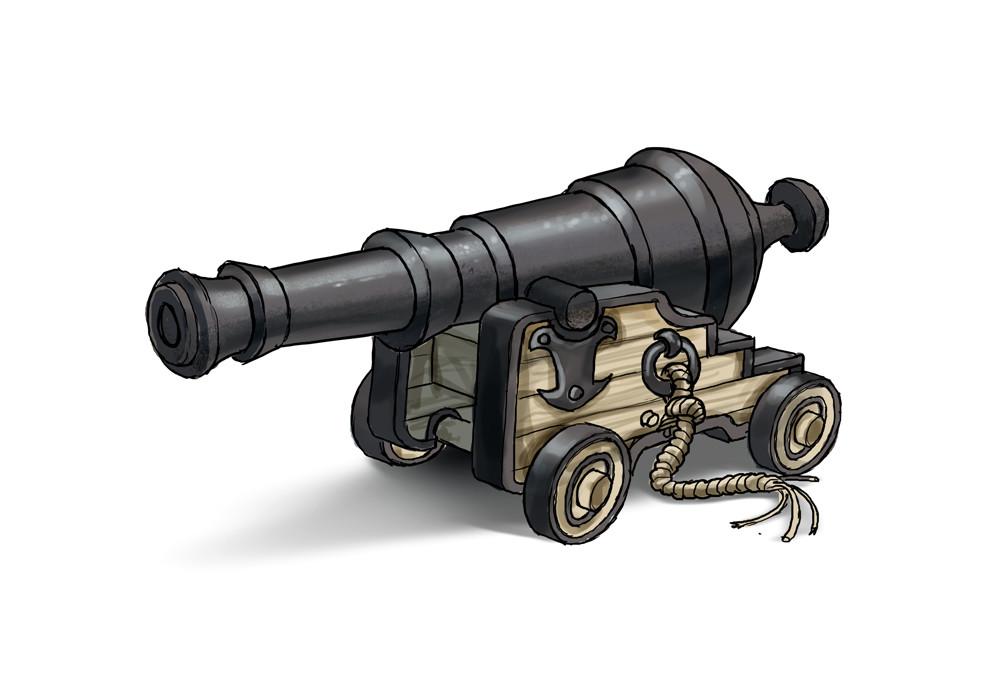 Ye Olde Cannon