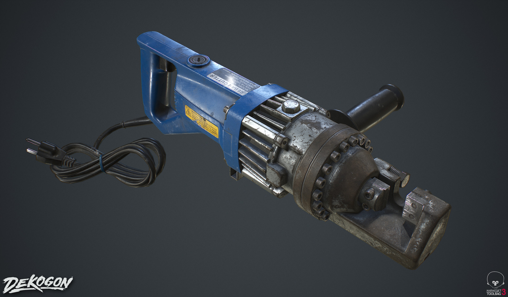 Rebar Cutter by Kyle - KR
