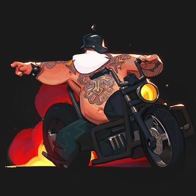 Albert novikov biker5