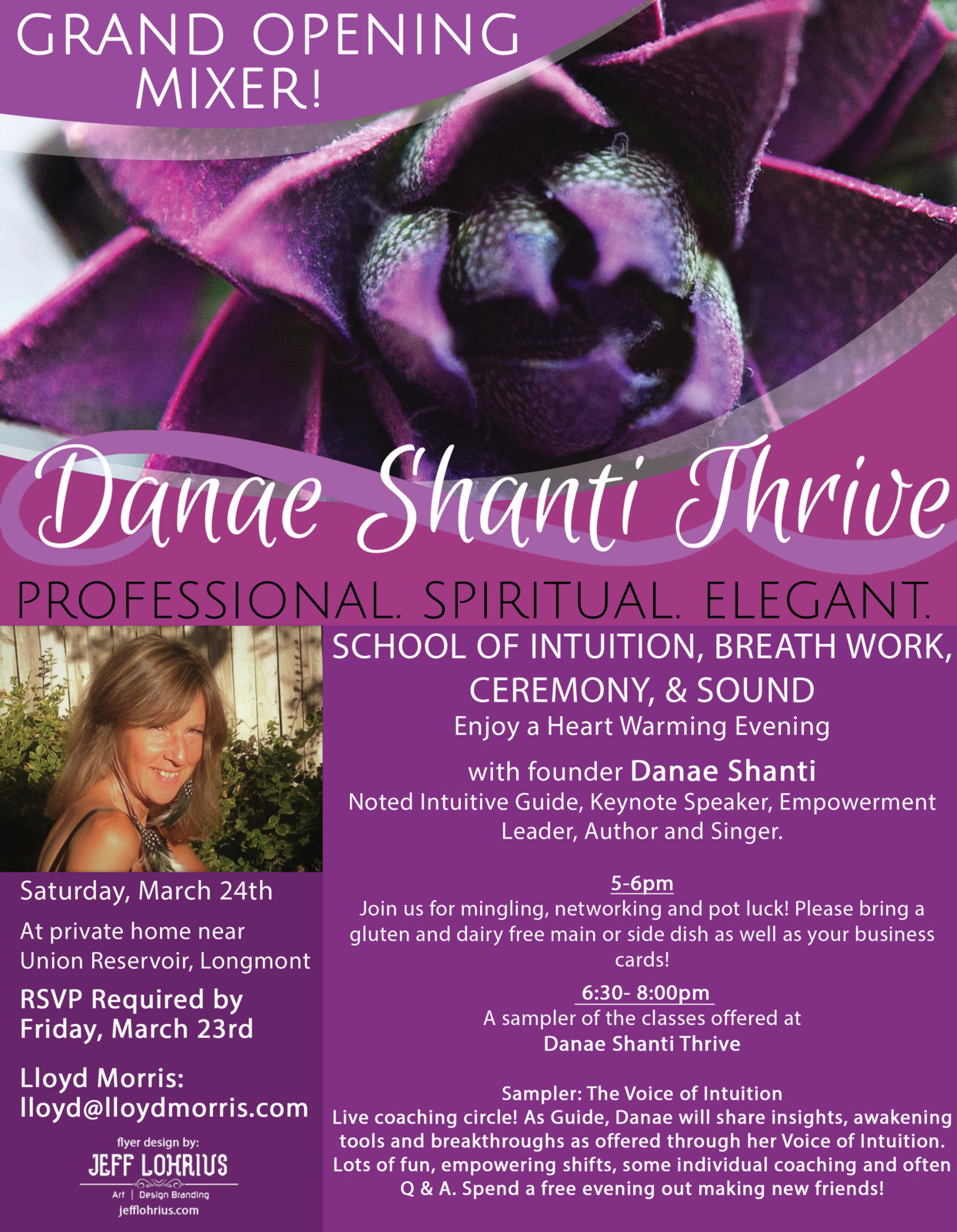 Danae Shanti Thrive