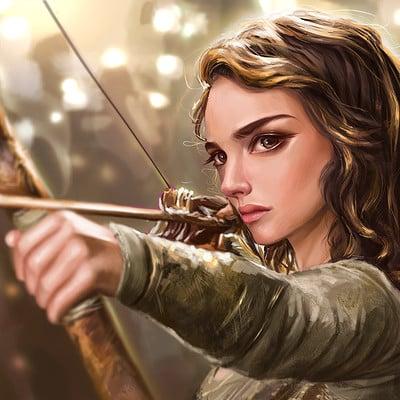 Dzydar d archer natalie x