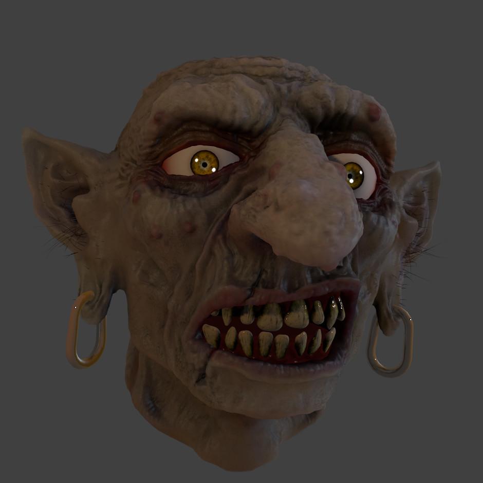 Old Blender Internal render (I mean really old!)