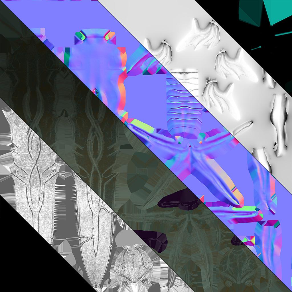 James braley sok texture