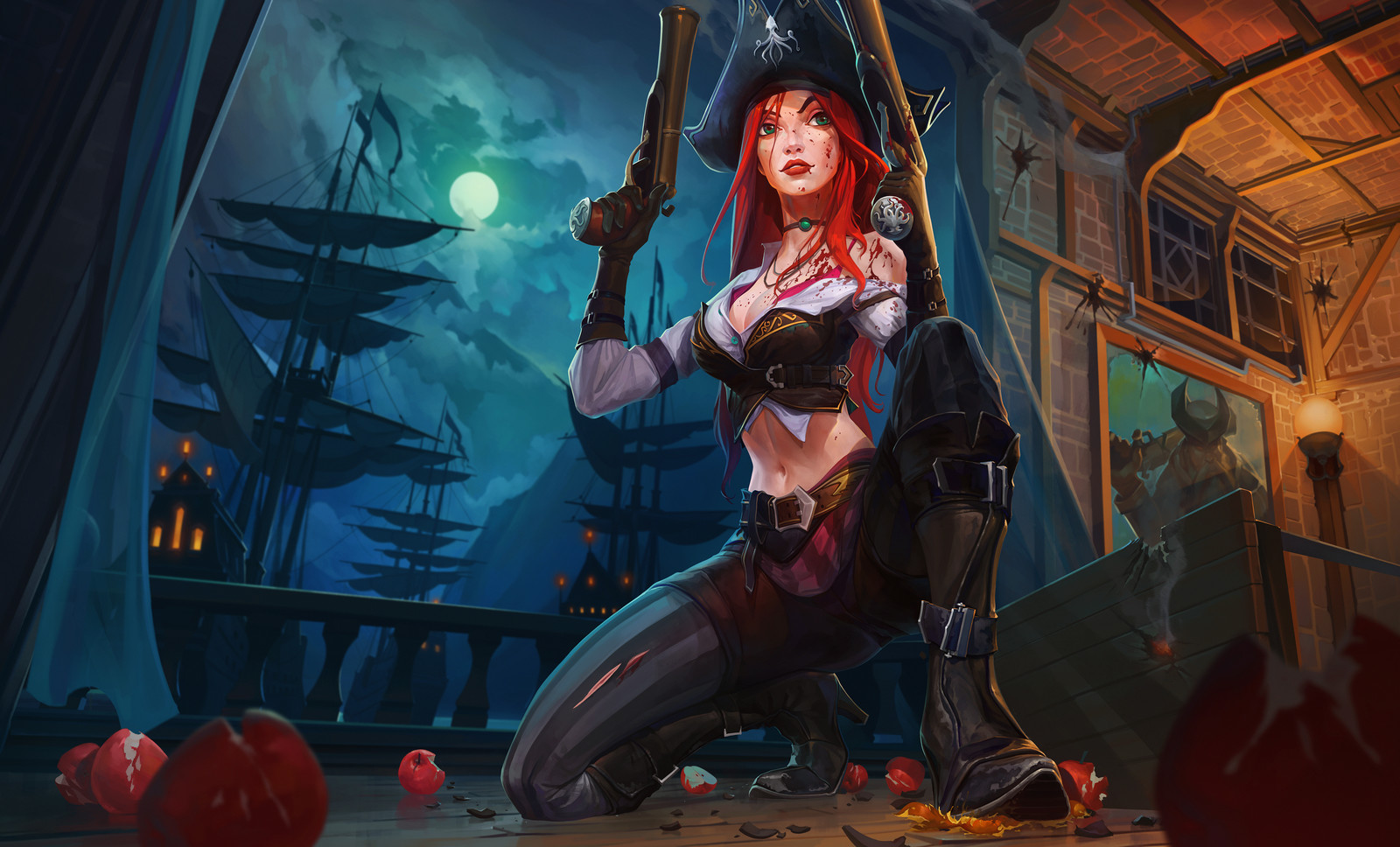 Miss Fortune fanart