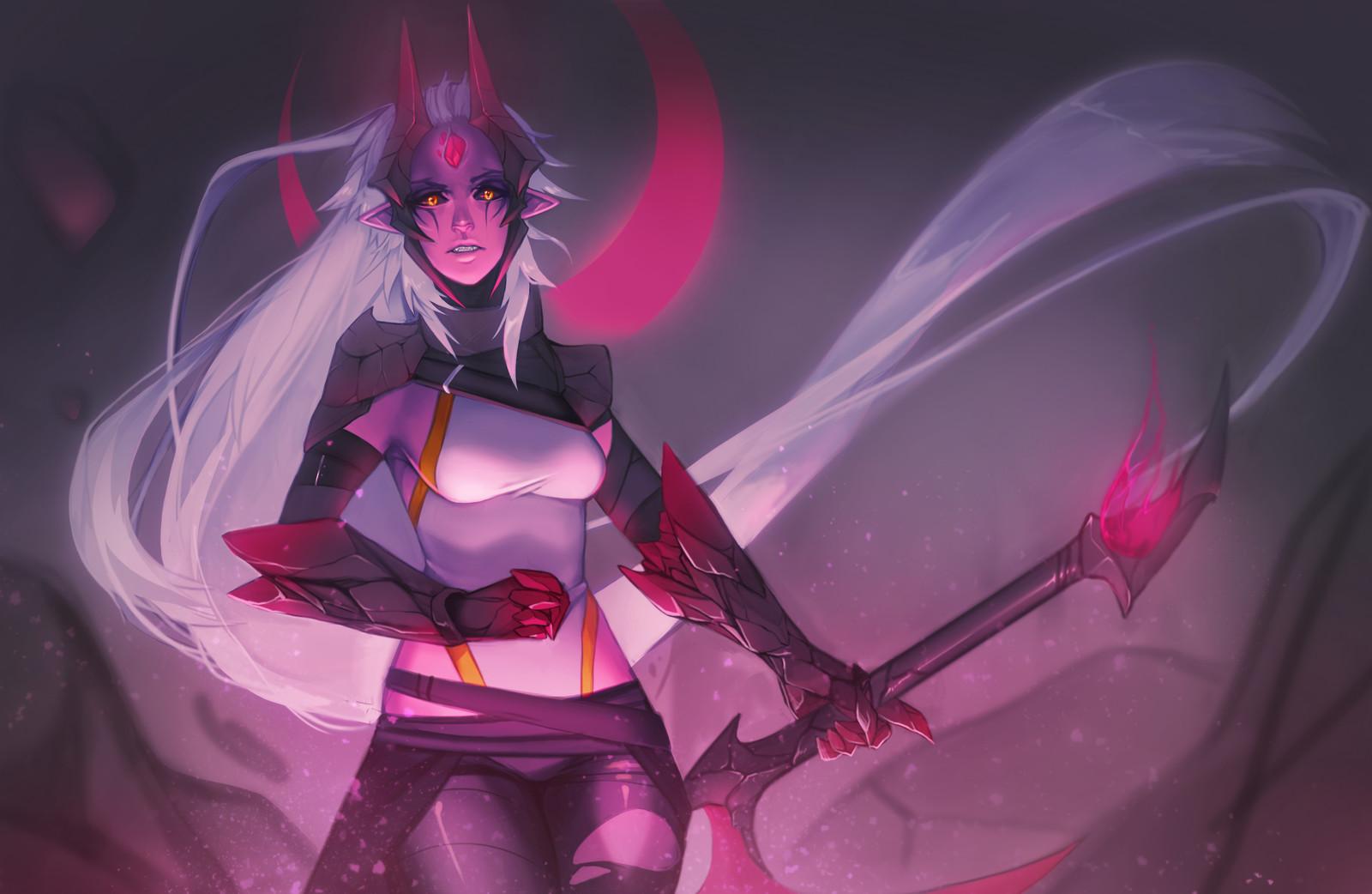 Demon Diana