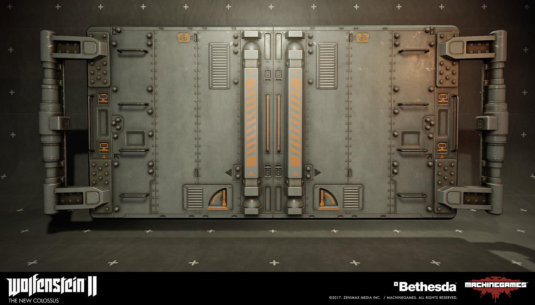 Area 52 door