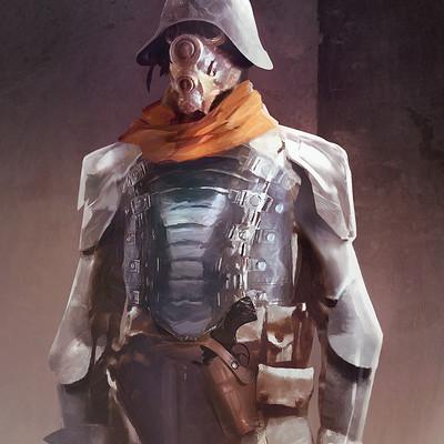 Amro attia costume concept