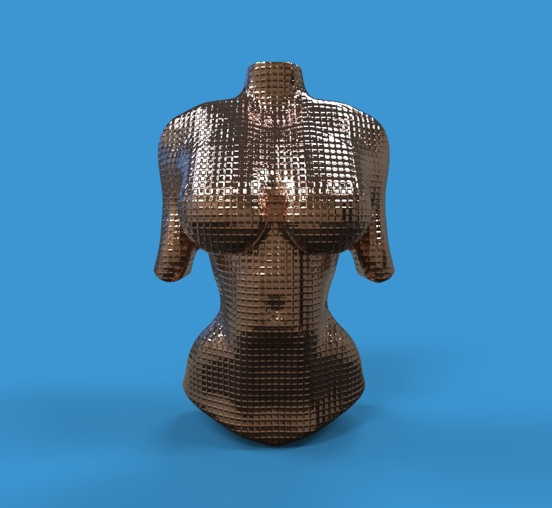 Hugh o donnell female torso1