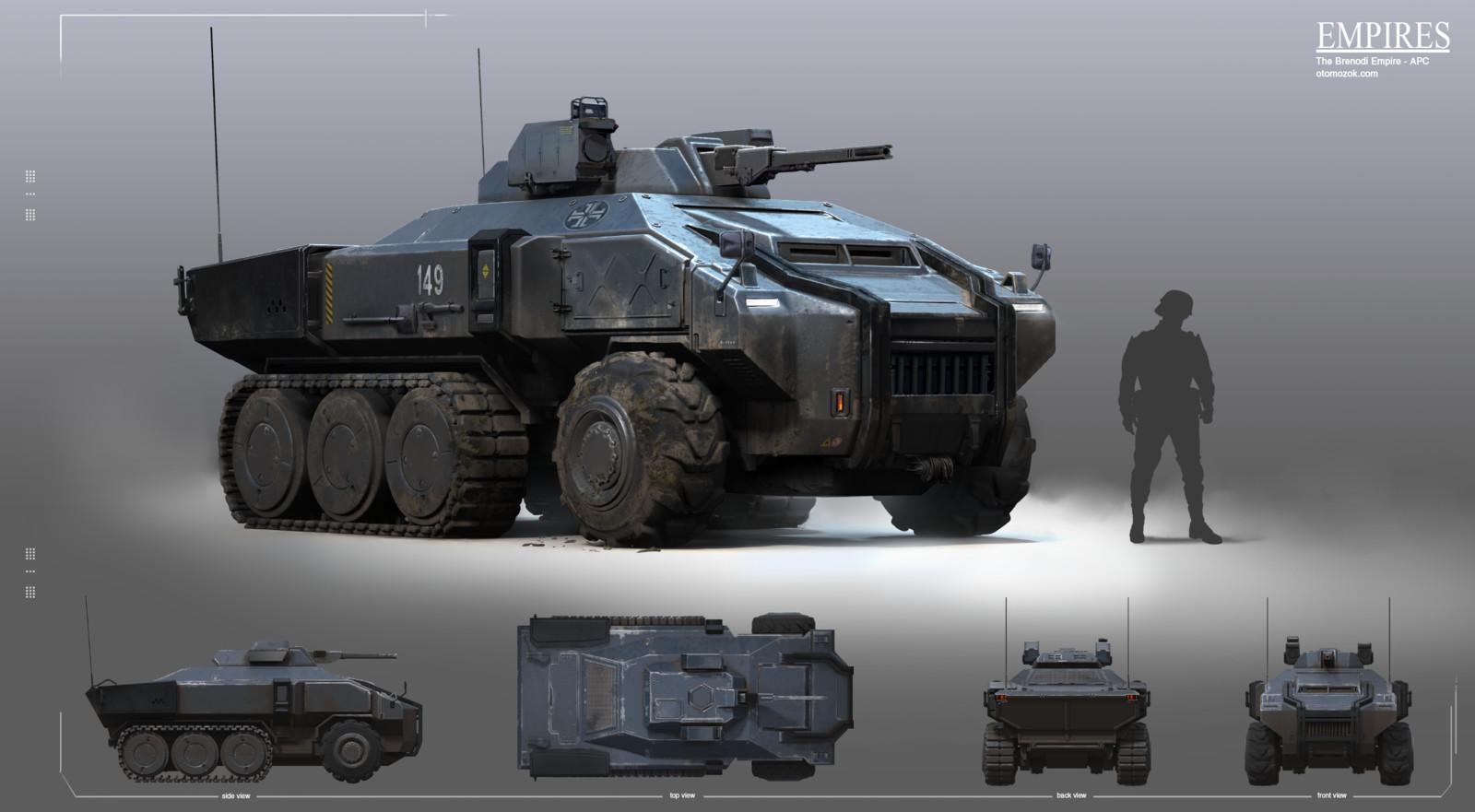 EMPIRES - Vehicles