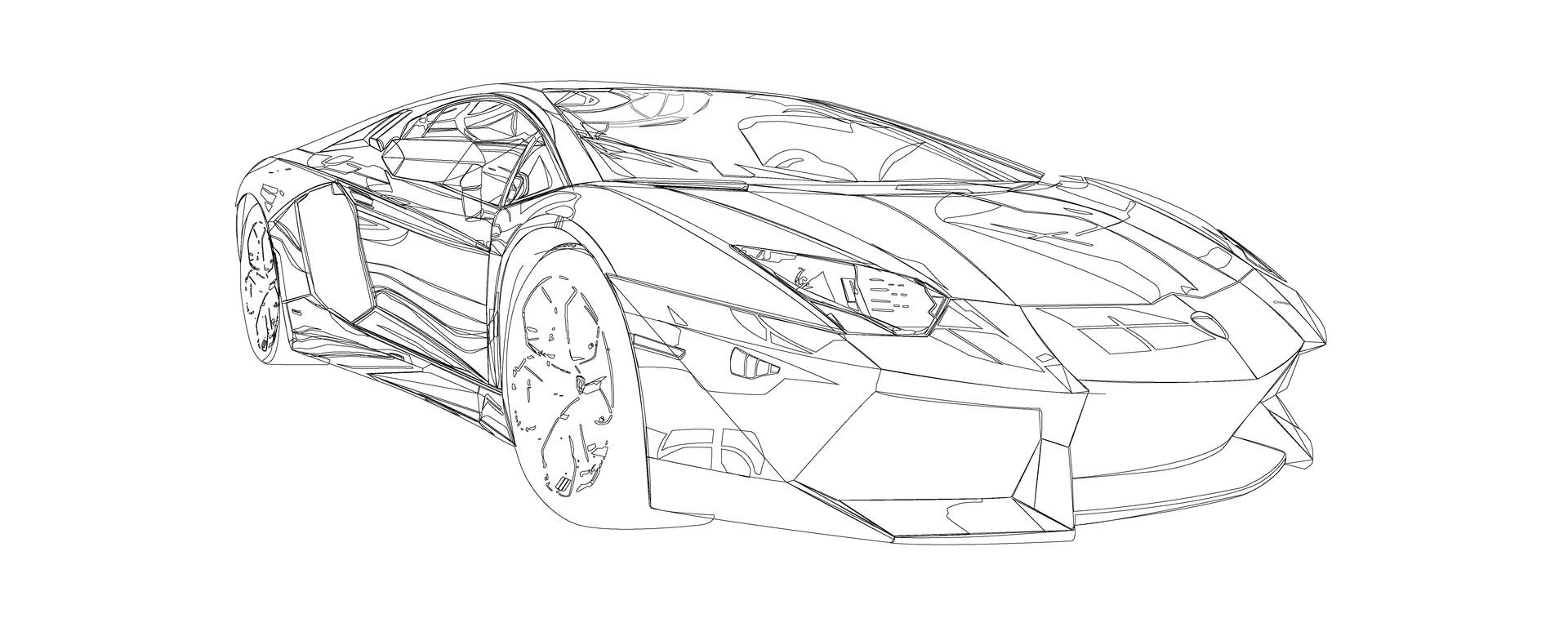 Connor Brown Lamborghini Aventador